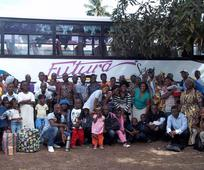 10 мисионара, 7 афричких земаља, 6 афричких мисија - Старјешина и Сестра Шлејхјубер