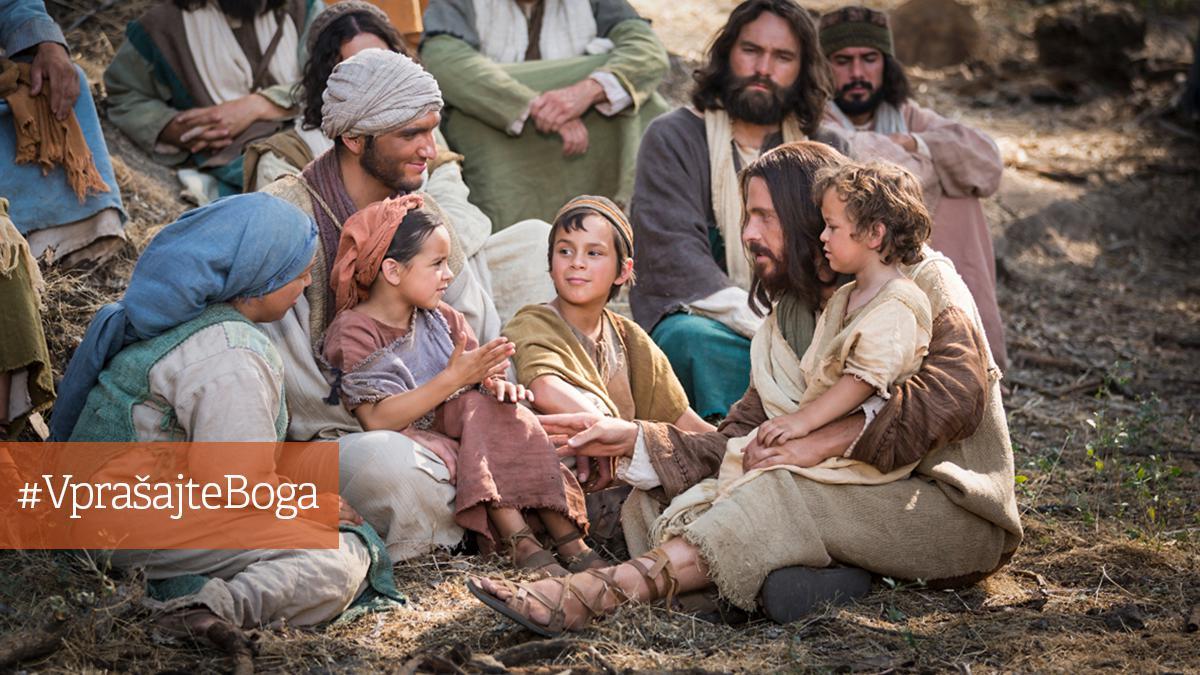 Vprašajte Boga – Ali me Bog ljubi?