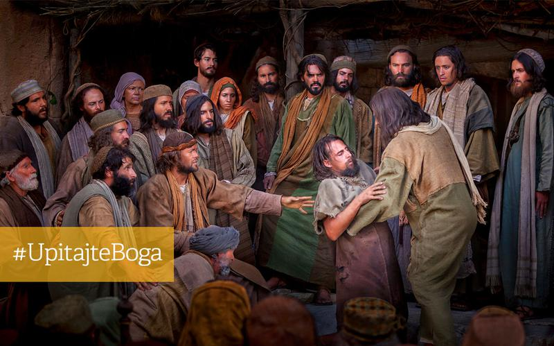Upitajte Boga - Kako mogu naučiti voljeti druge?