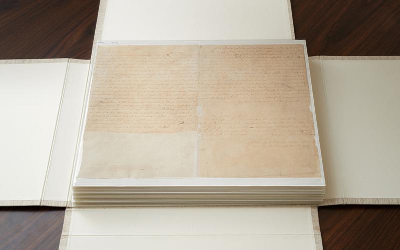 Cerkev je pridobila tiskarski rokopis Mormonove knjige