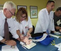 Neonatalna obuka spašava živote u Evropi