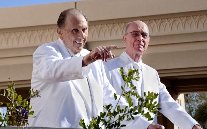 Комеморација поводом смрти председника Монсона