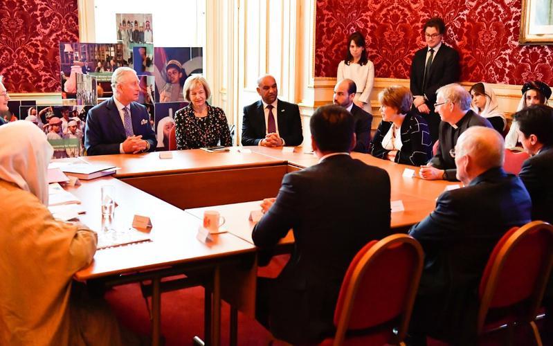 Dobrotvorna organizacija LDS Charities priključila se humanitarnom događaju čiji je domaćin bio princ Charles