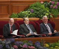 Промена у Председништву Цркве Исуса Христа светаца последњих дана