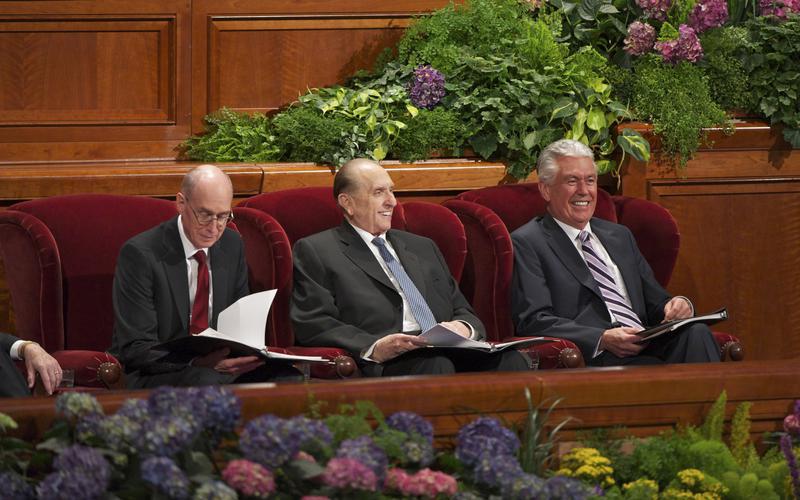 Nasljedstvo u predsjedništvu Crkve Isusa Krista svetaca posljednjih dana