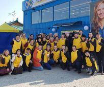 Mormonske ruke pomoći služe na Zimskim olimpijskim igrama u Pyeongchangu