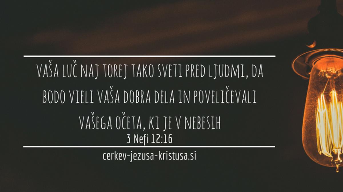 3 Nefi 12:16