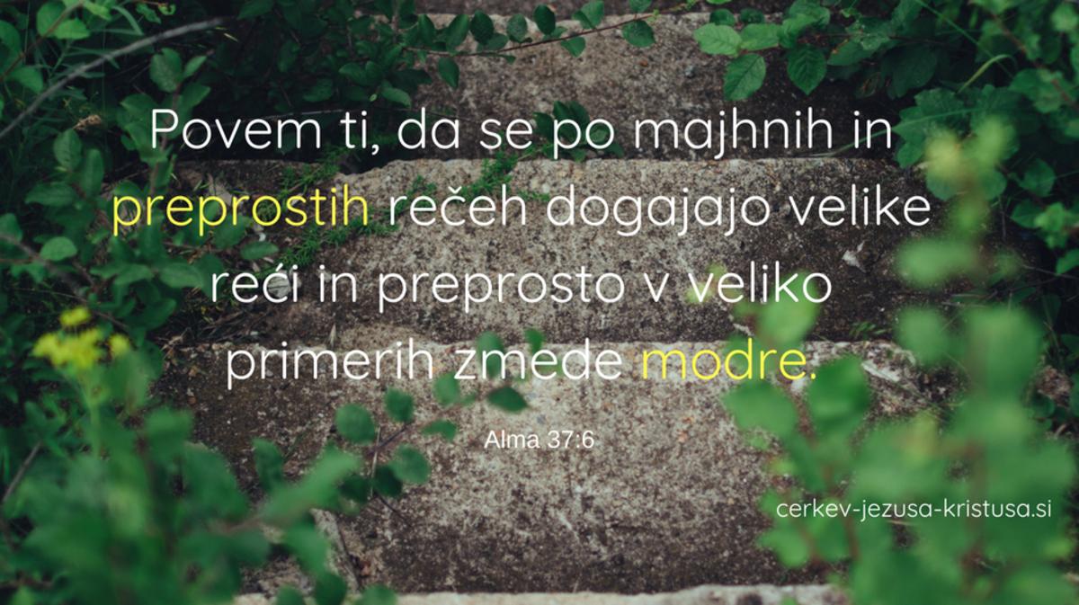Alma 37:6