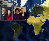 Црквени председник Нелсон завршава путовање глобалног послуживања