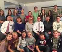 Zimska konferencija za mlade istakne pronalaženje mira u Kristu