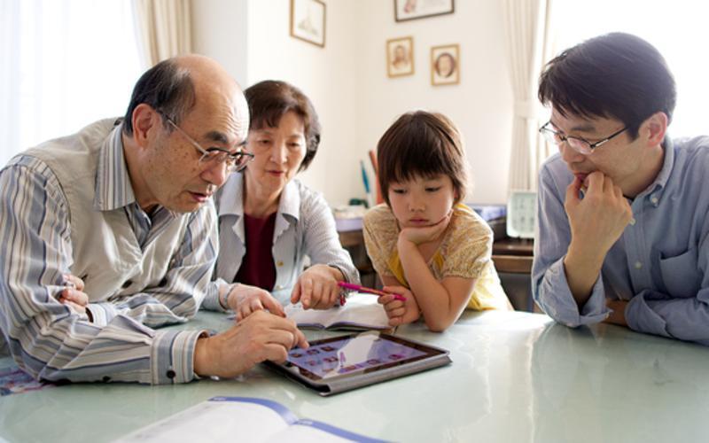 Kućna obiteljska večer pretvara svaki ponedjeljak u Međunarodni dan obitelji
