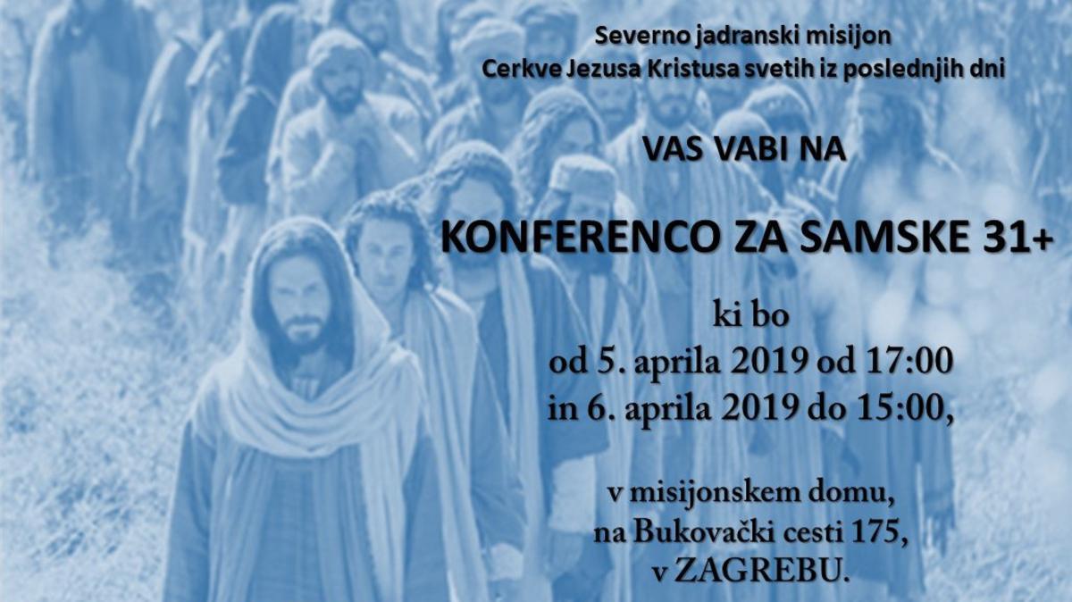 Konferenca za zamske