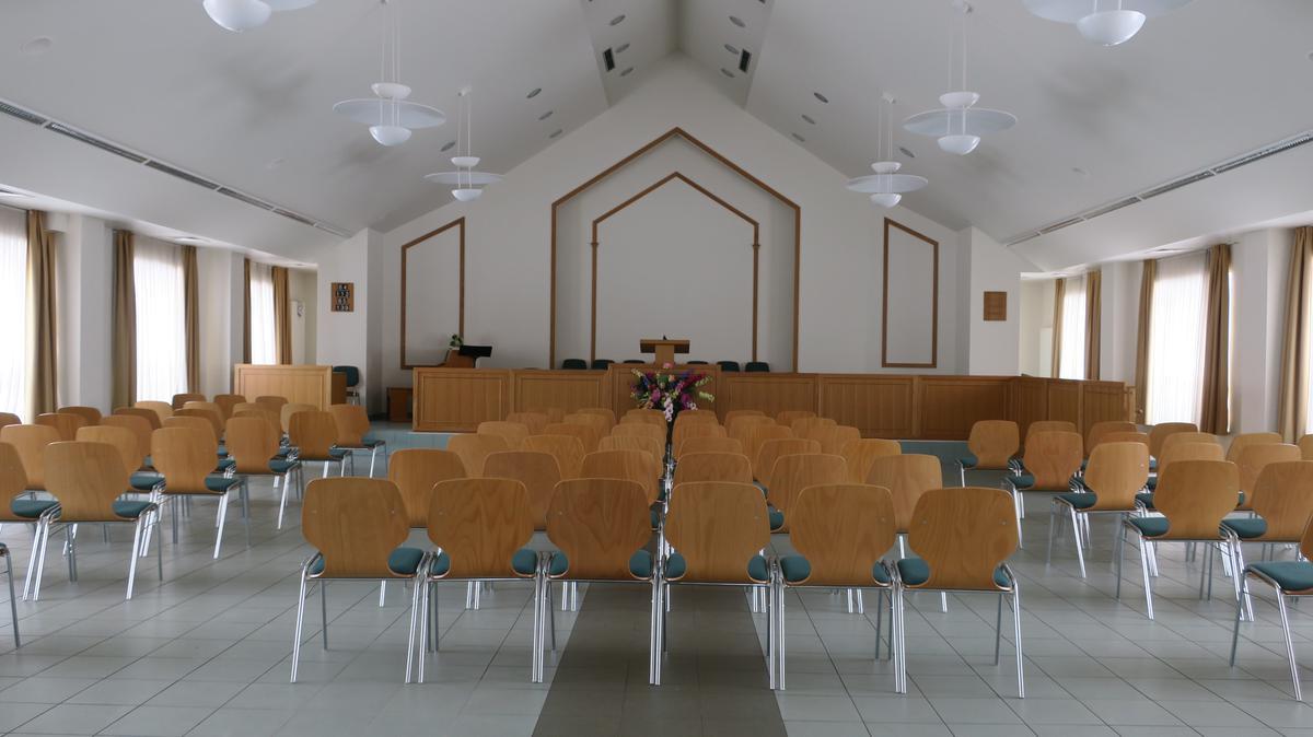 unutar crkve