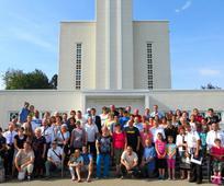Храмско путовање у Берн - Oмладинска конференција - 2016