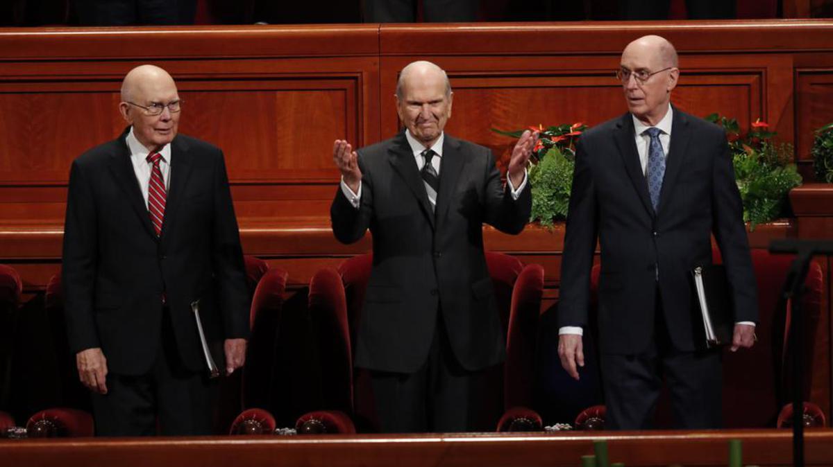 Генерална конференција светаца последњих дана фокусира се на хришћанска начела усмерена на дом