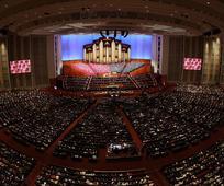 Članovi Crkve Isusa Krista svetaca posljednjih dana gledaju na globalni sabor kao na vrijeme objave
