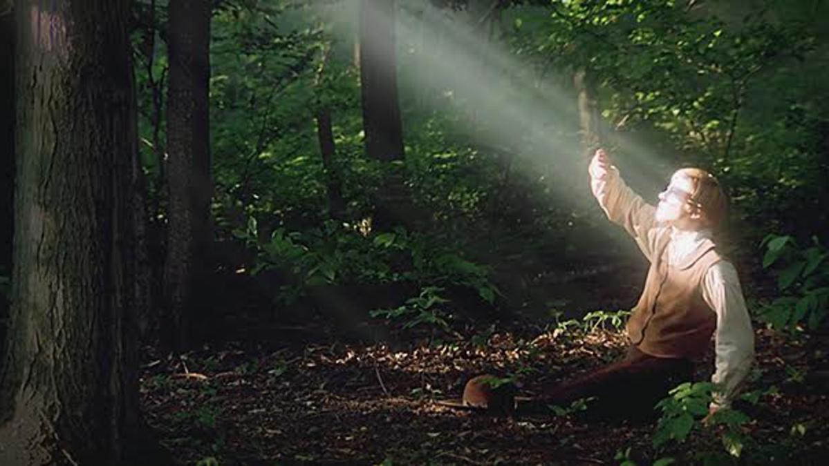 Prerok Joseph Smith v gozd