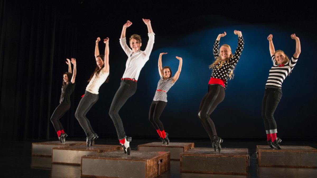 Divadlo současného tance z Univerzity Brighama Younga se představí evropskému publiku