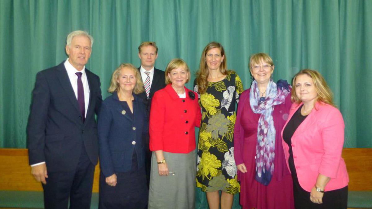 Ženy na vedúcich pozíciách v Cirkvi navštívili Európu