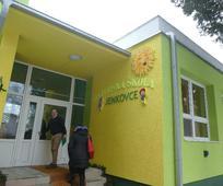 Školka je oblíbenou součástí Jenkovců.