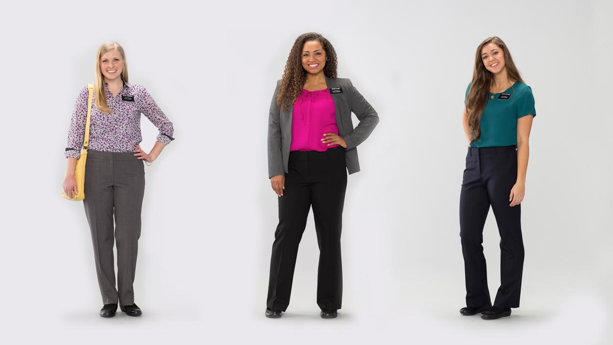 Søstremissionære i lange bukser
