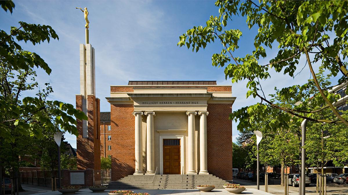 Templet i København