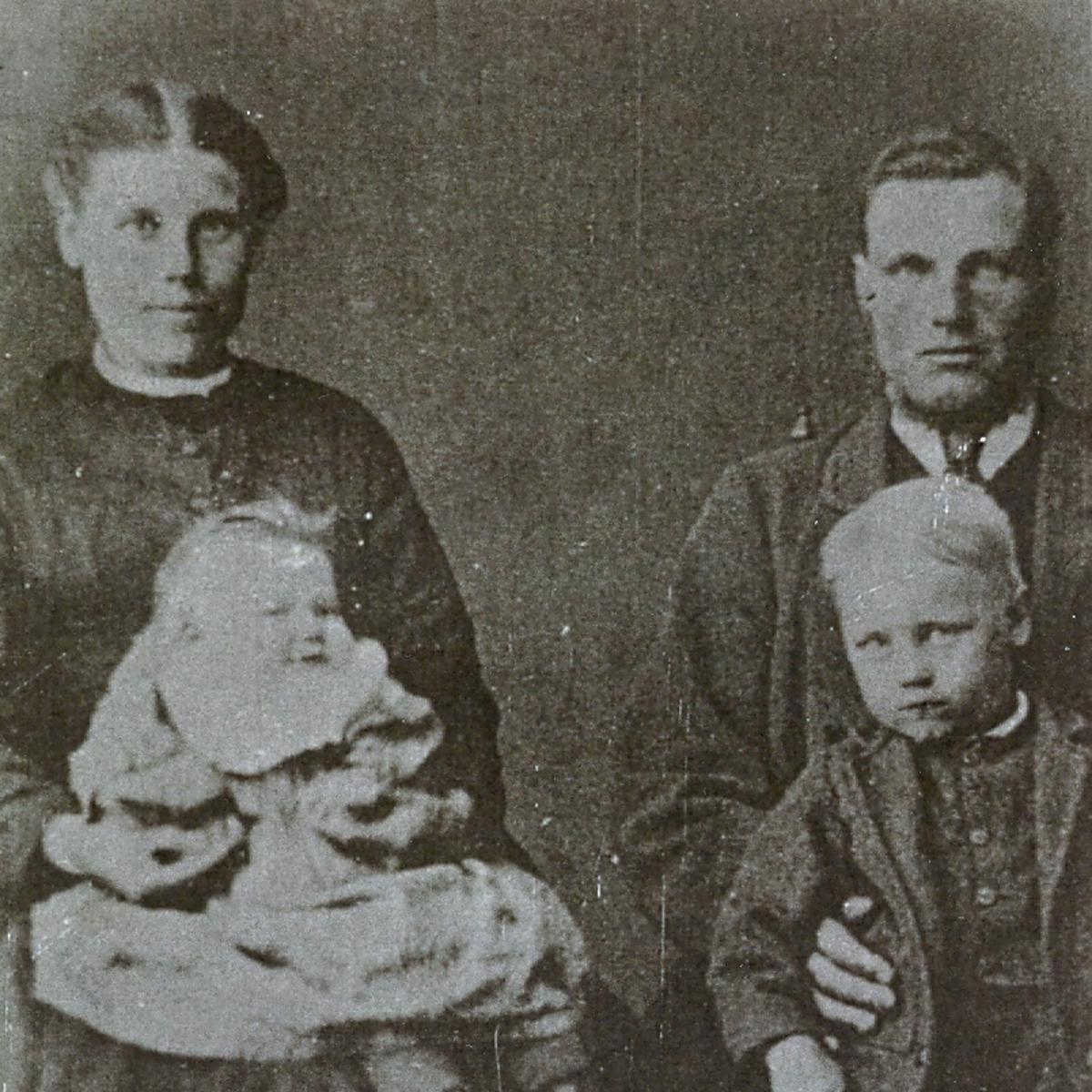 Anders ja Maria Henrikssonista