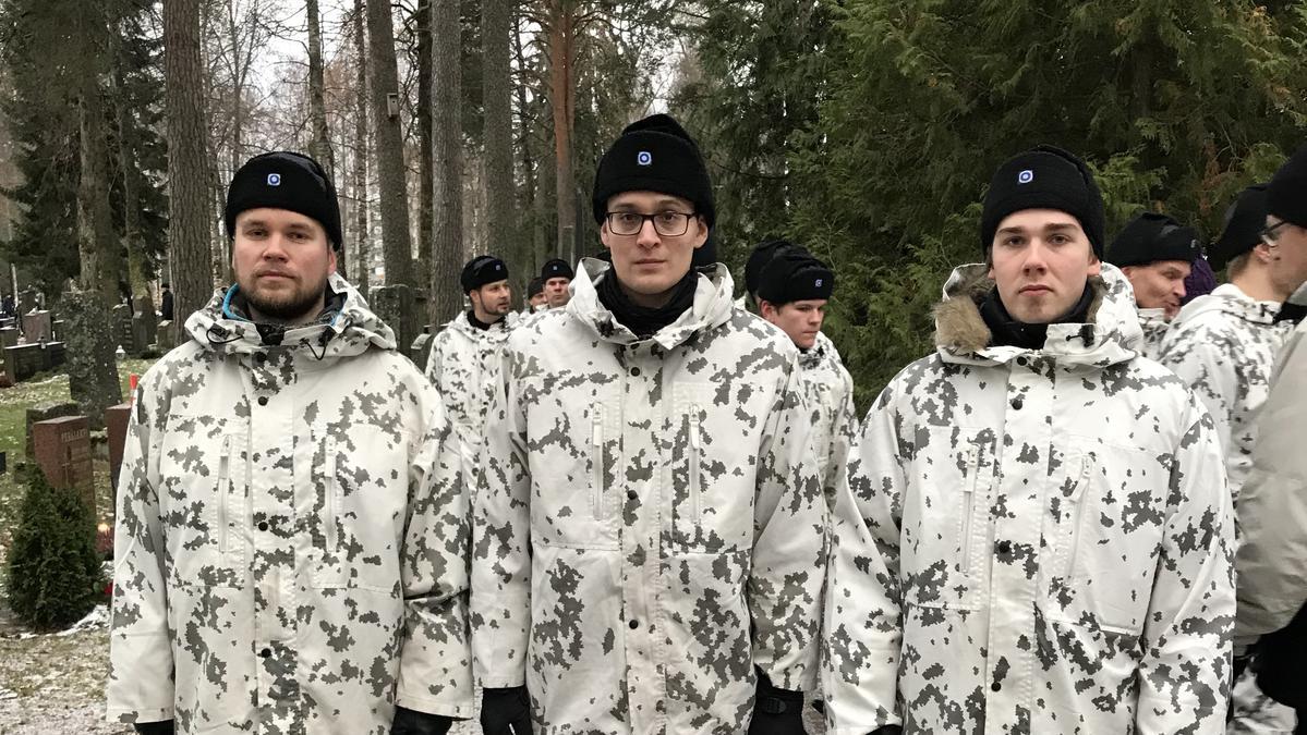 Jonne Lammintaus, Oscar Calderon, Samuli Hokkanen