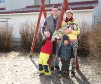 Voutilaisen perhe