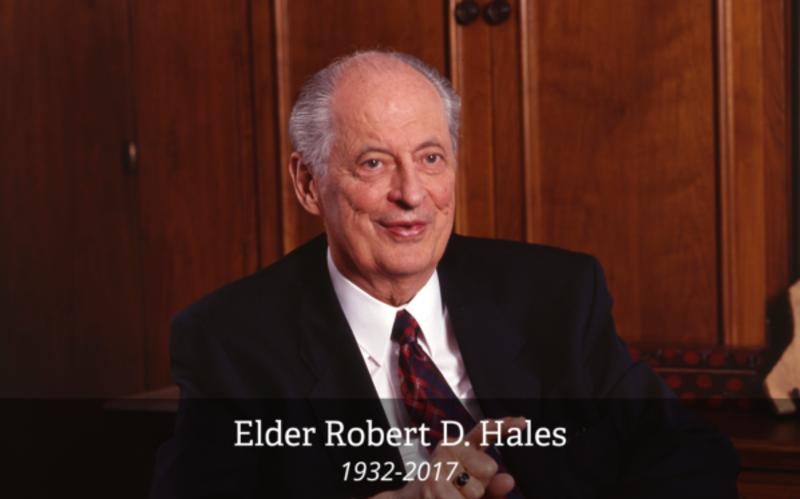 Robert D. Hales