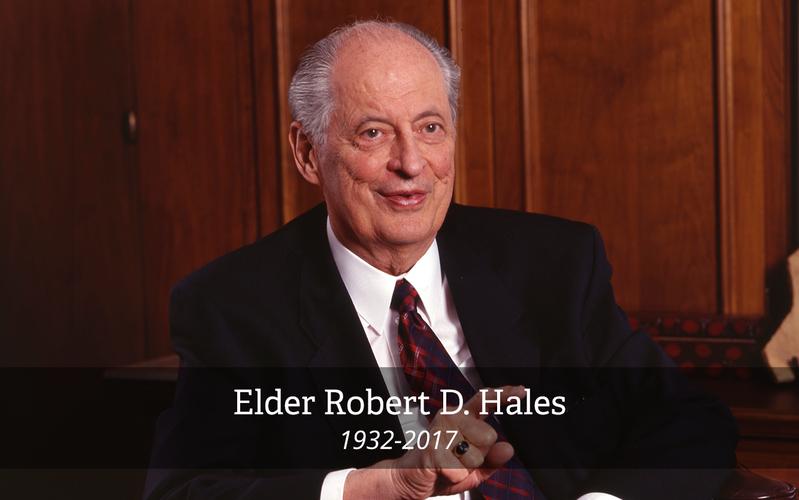 Elser Robet D. Hales