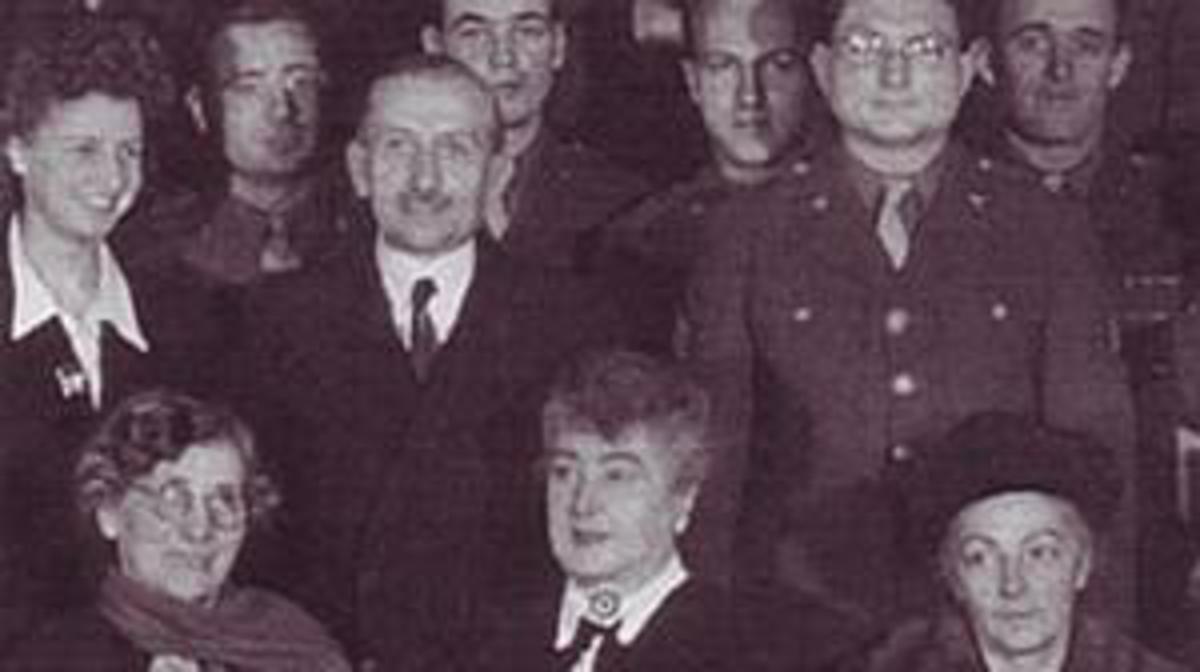 6ème épisode : L'Eglise pendant et après la Seconde guerre mondiale (1940-1946)