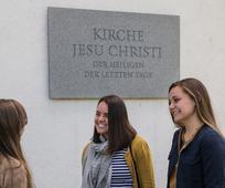 Missionarinnen der Kirche Jesu Christi der Heiligen der Letzten Tage in Deutschland