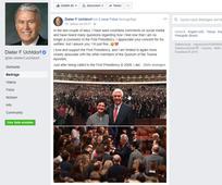 Kennen Sie Elder Uchtdorfs Facebook Seite?
