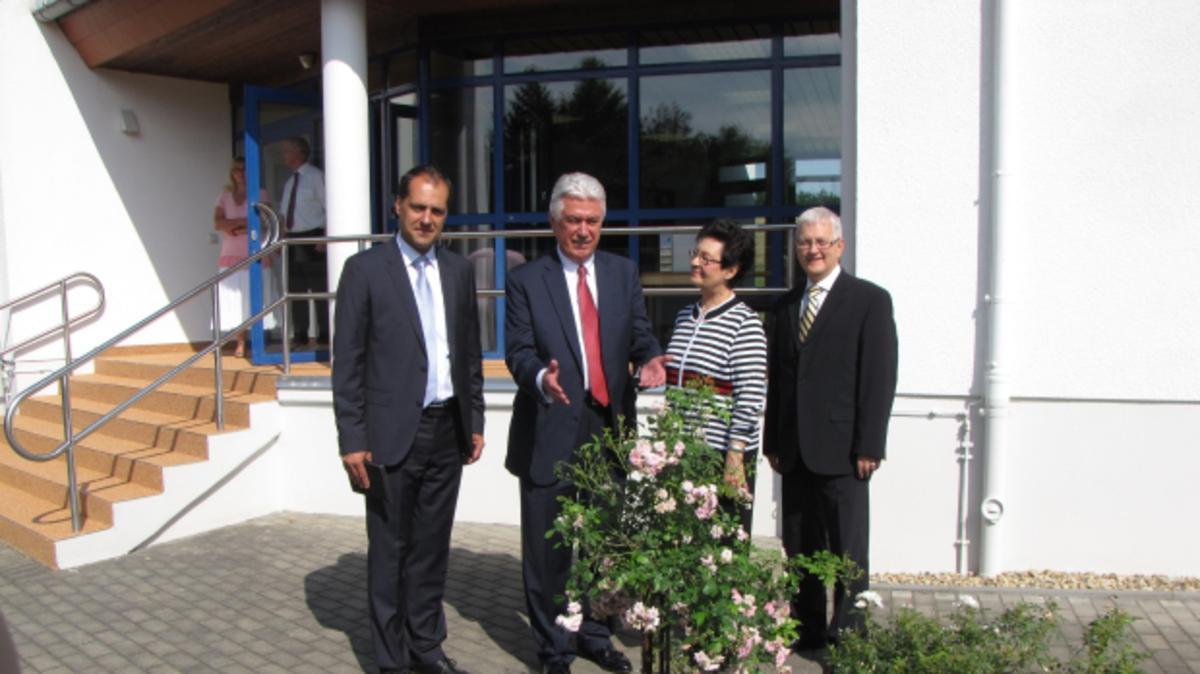 Festgottesdienst in Görlitz mit Präsident Dieter F. Uchtdorf