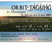 Orbit-Tagung in Heidelberg