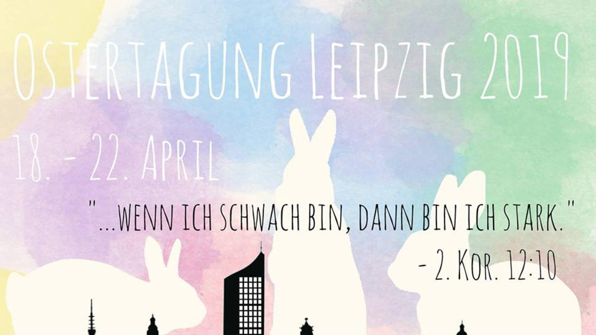 Einladung Ostertagung Leipzig JAE