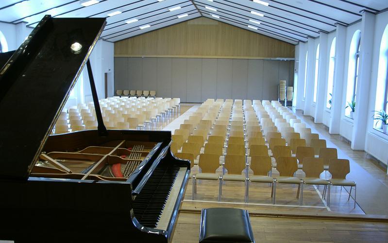 Internationaler Klavierwettbewerb im Pfahlhaus in Hamburg