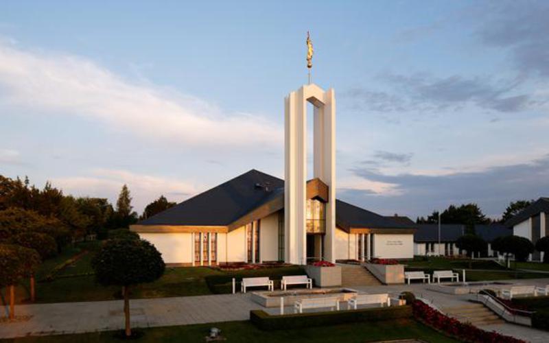 Wieder ein Österreicher als Tempelpräsident in Deutschland