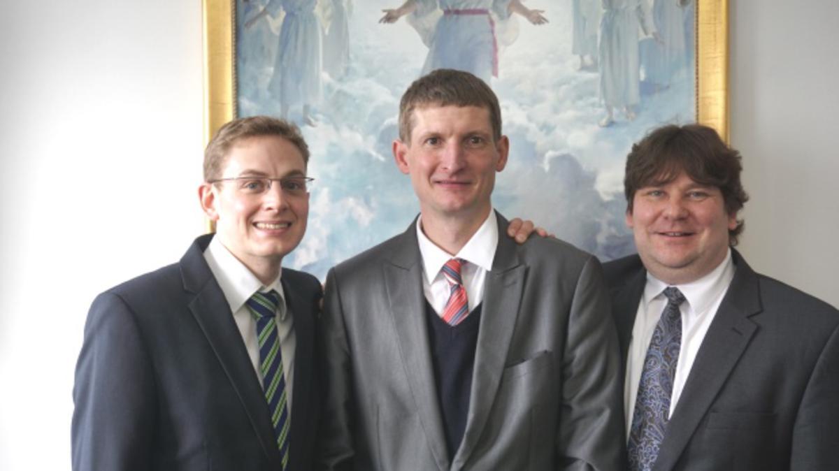 Neue Präsidentschaft im Zweig Ingolstadt