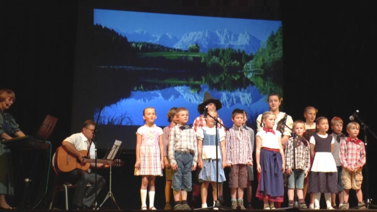 Musical-Show zum Pfahlball