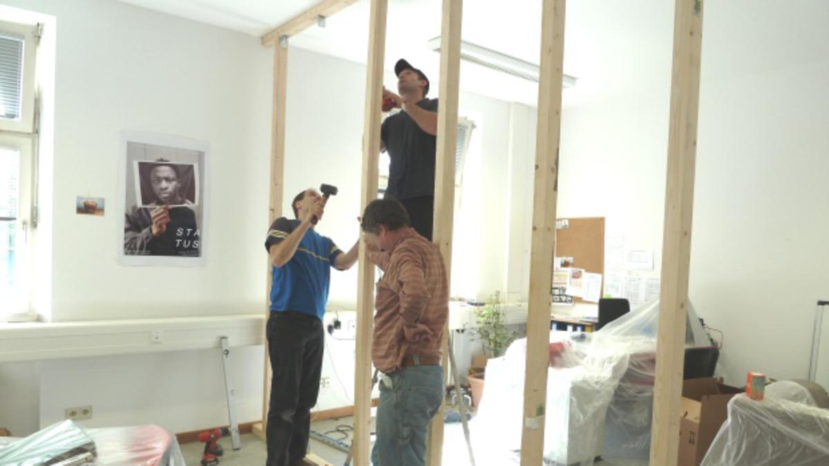 Hilfe im Flüchtlingsheim München
