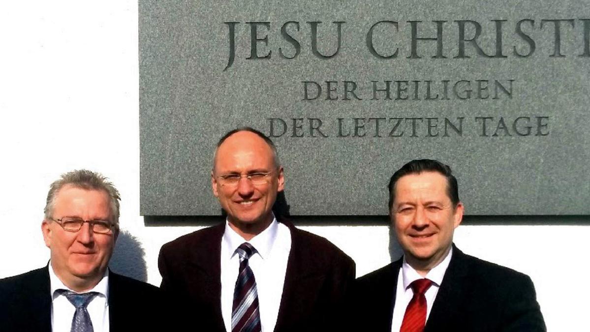 Neue Zweigpräsidentschaft in Wesel