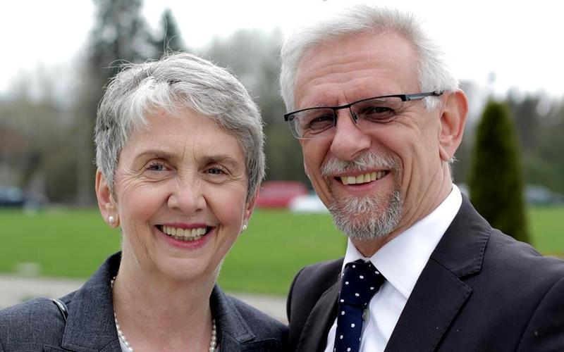 Bruder und Schwester Bartsch