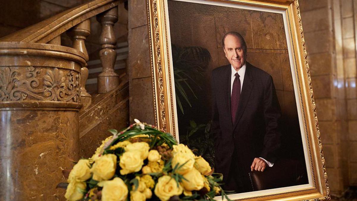 Τελετή κηδείας του Προέδρου Μόνσον