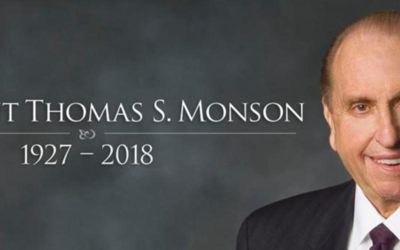 Ο πρόεδρος Μόνσον πέθανε στην ηλικία των 90 ετών