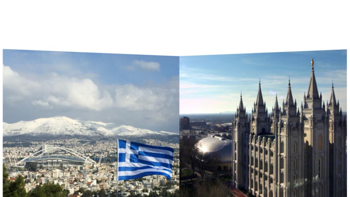 Ελληνική και Μορμονική Ιστορία - Αύγουστος