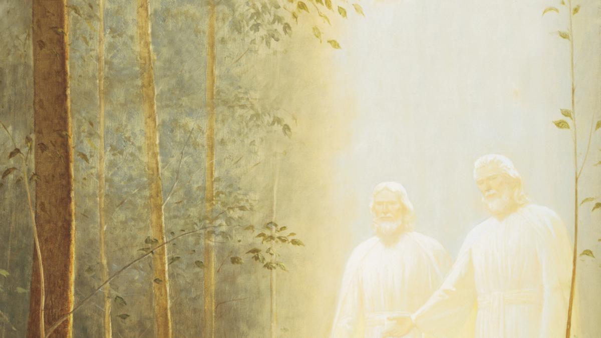 Μερικές βασικές σκέψεις για την αποκατεστημένη Εκκλησία του Ιησού Χριστού
