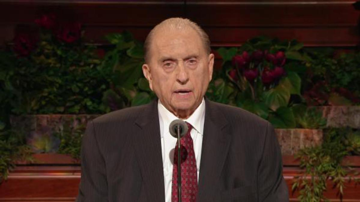 A Mormon könyve hatalma