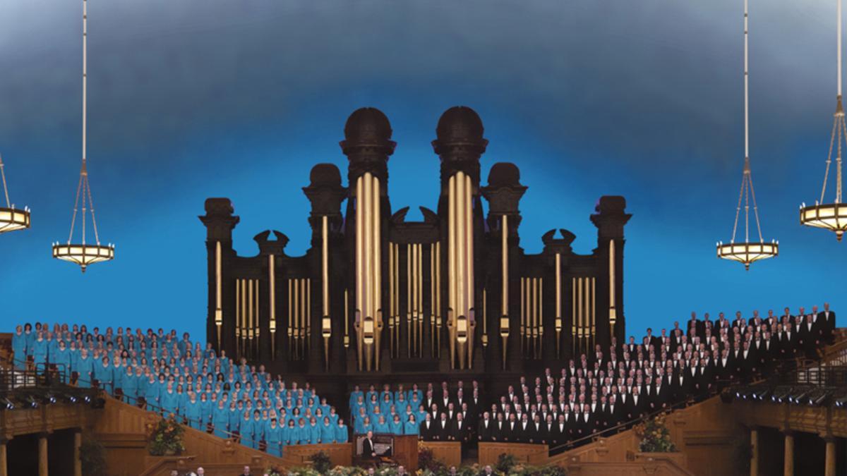 Продажа билетов на Европейское турне Мормонского Табернакального Хора в 2016 году